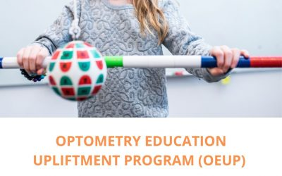 OEUP's Academic Course on Vision Therapy