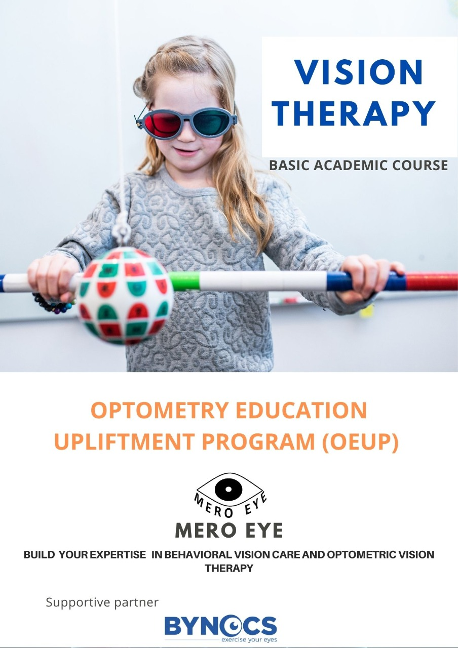 Vision Therapy : OEUP –  (Level II)