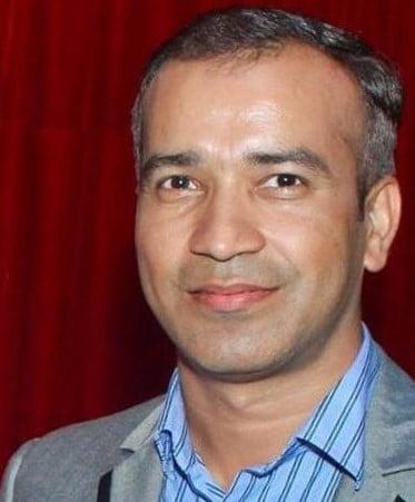 Prakash Paudel meroeye