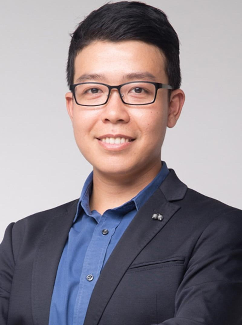 Dr Huy Tran meroeye