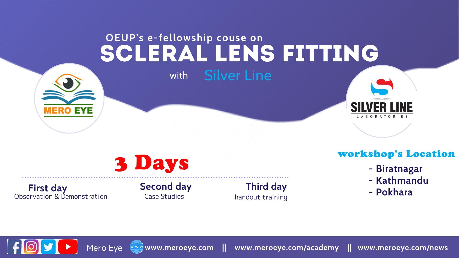 contact lens workshop training -